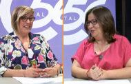 L'ENTREVISTA. Ernestina Borrás, alcaldessa, i Ruth Sanz, regidora de Festes, de Càlig 05-08-2019