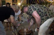 Sant Jordi; Tradicional sopar de germanor final de festes de Sant Jordi 05-08-2019