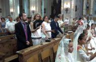 Càlig; Missa en honor de Sant Llorenç i tradicional dansa popular. Festes de Càlig 2019 10-08-2019