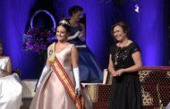 Benicarló; Proclamació de la reina de les Festes, dulcinea i Cort d'Honor 2019 a la plaça Sant Bartomeu de Benicarló 16-08-2019