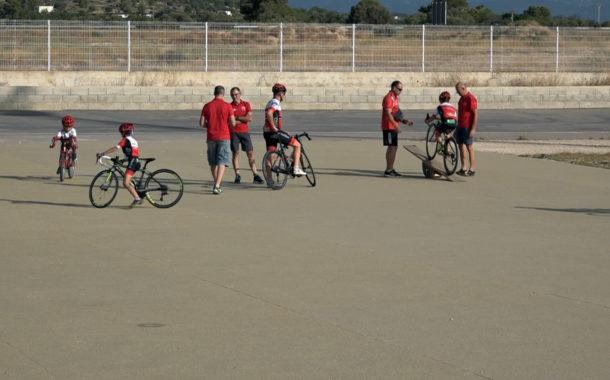 Benicarló, finalitzen les obres d'adequació de la Pista de Ciclisme Municipal