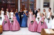 Benicarló; Homenatge i entrega dels ventalls a la reina,  dulcinea i Cort d'Honor de les Festes de Benicarló 2019 16-08-2019