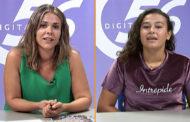 L'ENTREVISTA. Susana Sanz, alcaldessa, i Clara Beltrán, reina de Festes, de Xert 13-08-2019