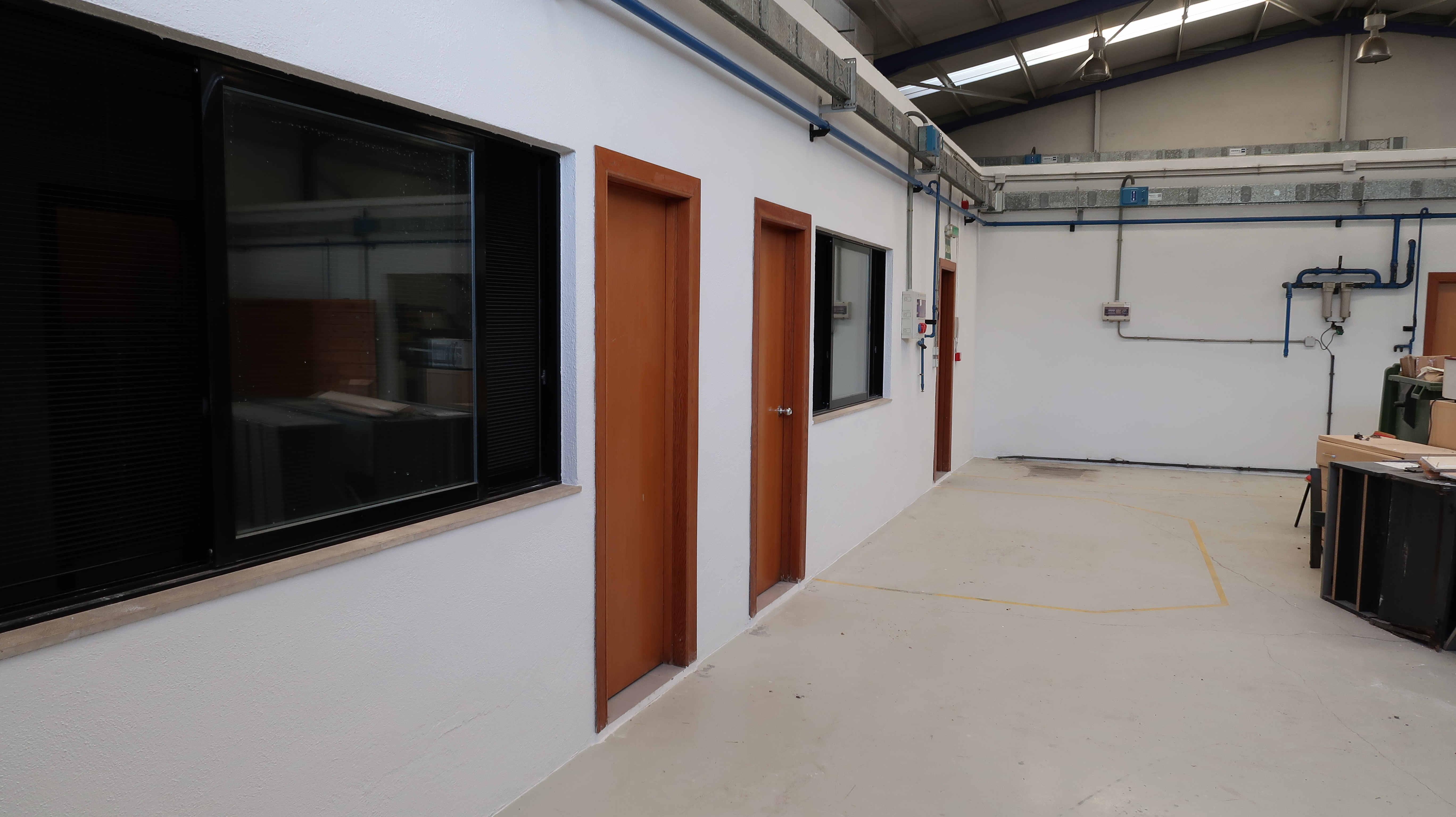 Benicarló, finalitzen les feines d'adequació de l'edifici Aidima