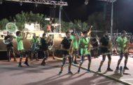 Sant Jordi; Exhibició de xarangues 01-08-2019