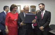 Culla; recepció de la Regina de Festes, Cort d'Honor i autoritats a l'Ajuntament 09-08-2019