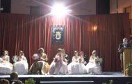 Culla; proclamació de la Regina i Cort d'Honor de les festes 09-08-2019