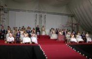 Rossell obre les Festes Majors amb la presentació de les Reines, Dames i Fadrins