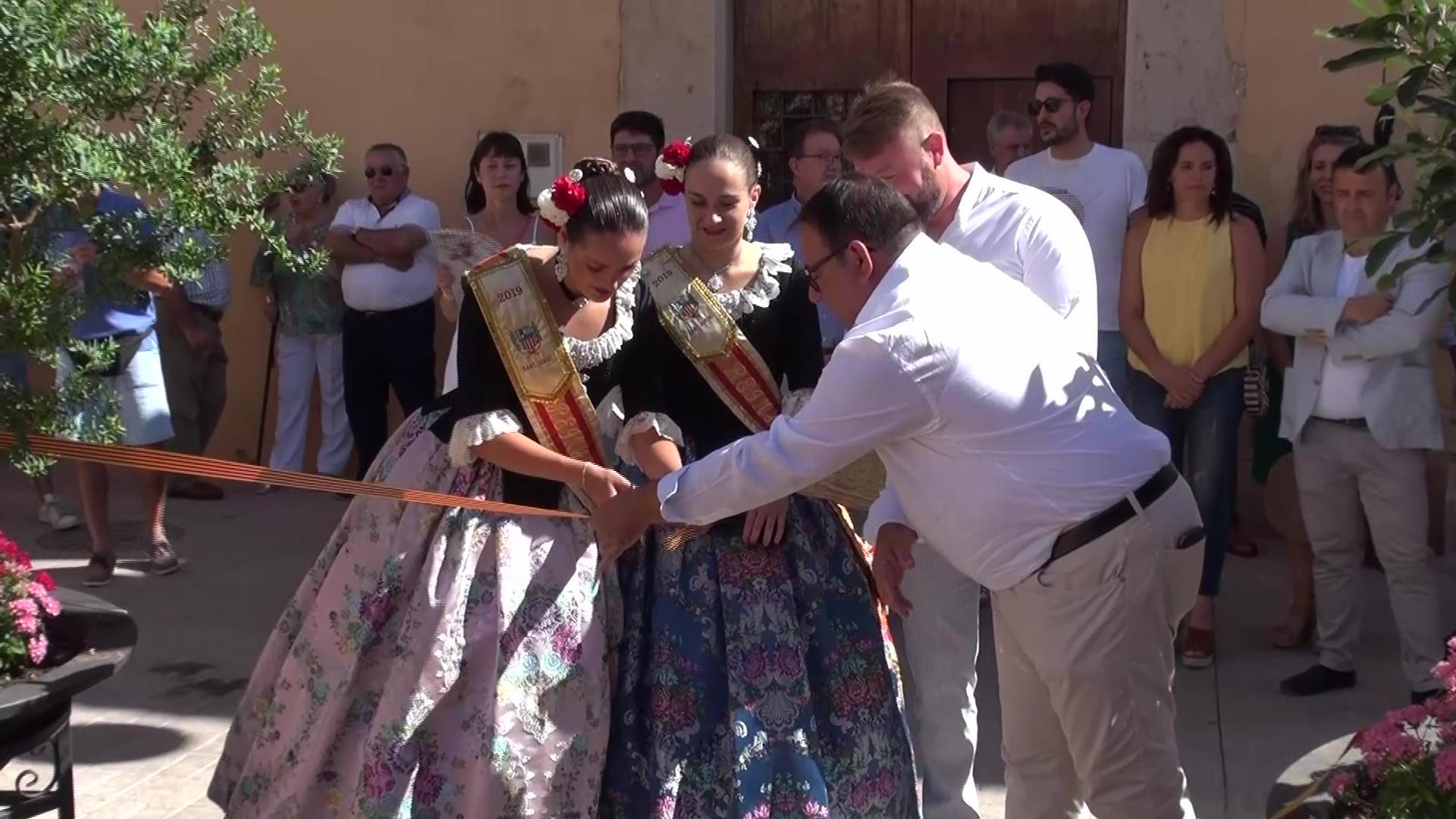 Sant Jordi la 19a Mostra d'Oficis Tradicionals torna a ser un èxit de participació