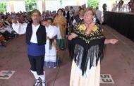 Rossell; Festa de la Font de Baix de Rossell,  amb actuació del grup local de danses i la Xaranga Tokinsash 11-08-2019