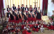 Festes Patronals de Xert; Ofrena de cabelleres a la Verge Assumpta 14-08-2019