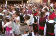Sant Mateu; Ball Pla Infantil 20-08-2019