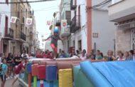 Xert; Humor Amarillo, al Carrer València i Plaça de Maó de Xert 21-08-2019