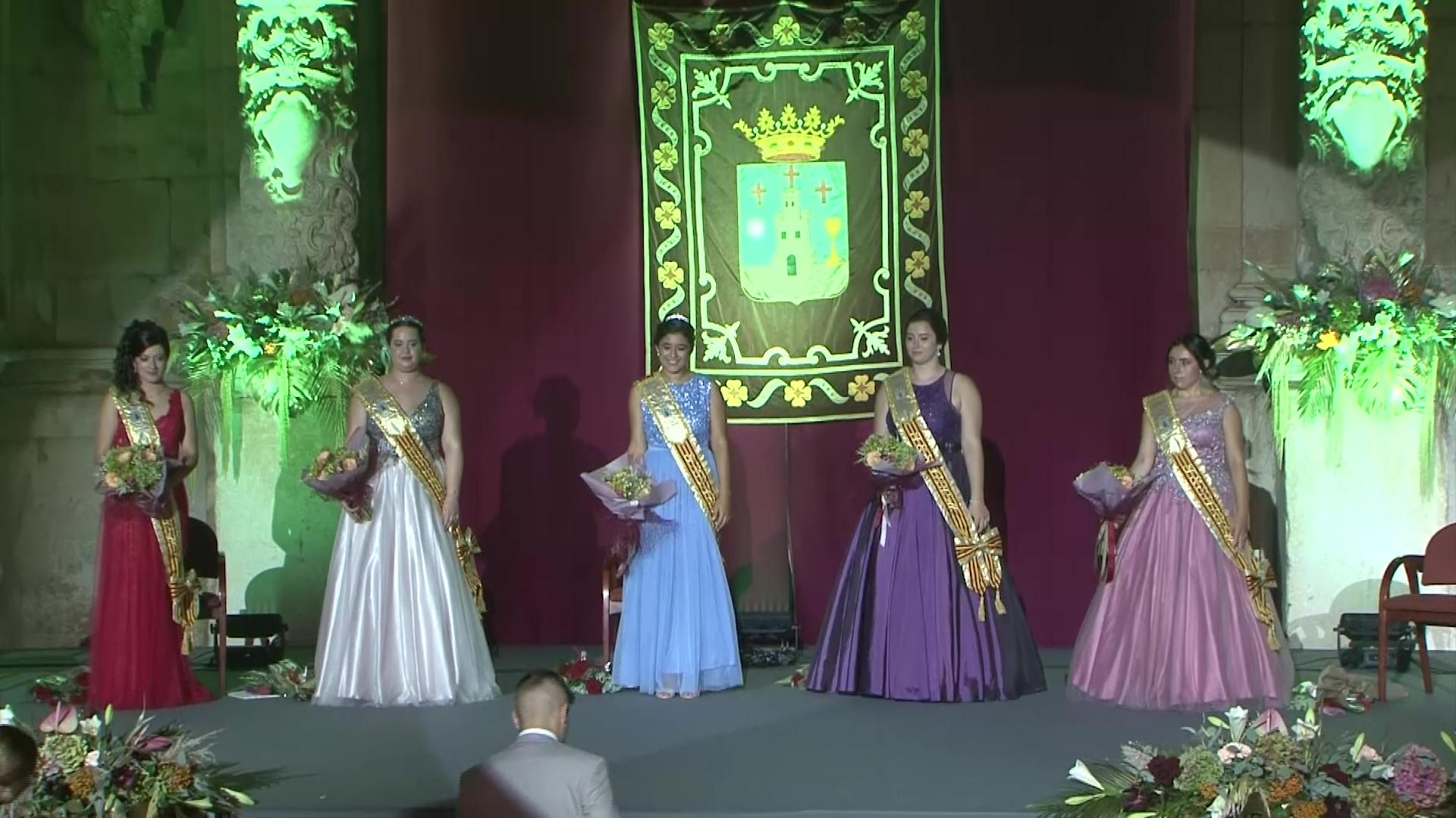 Alcalà celebra la presentació de les festeres 2019