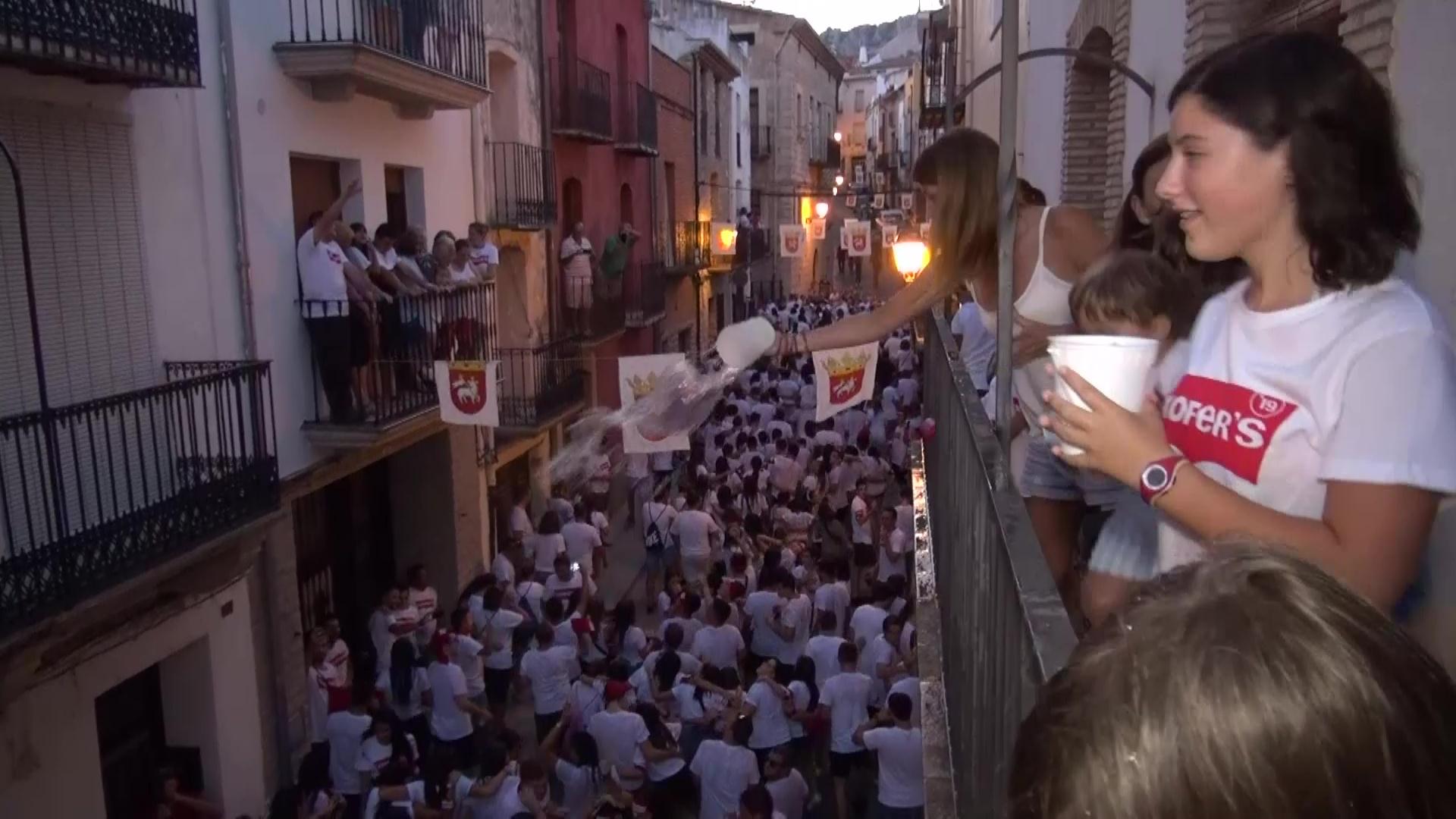 Xert, més de 600 persones participen en el Berenar dels Xofers