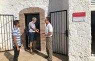 Alcalà, finalitzen les feines d'adequació del Centre d'Interpretació Etnològica a l'ermita de Santa Llúcia