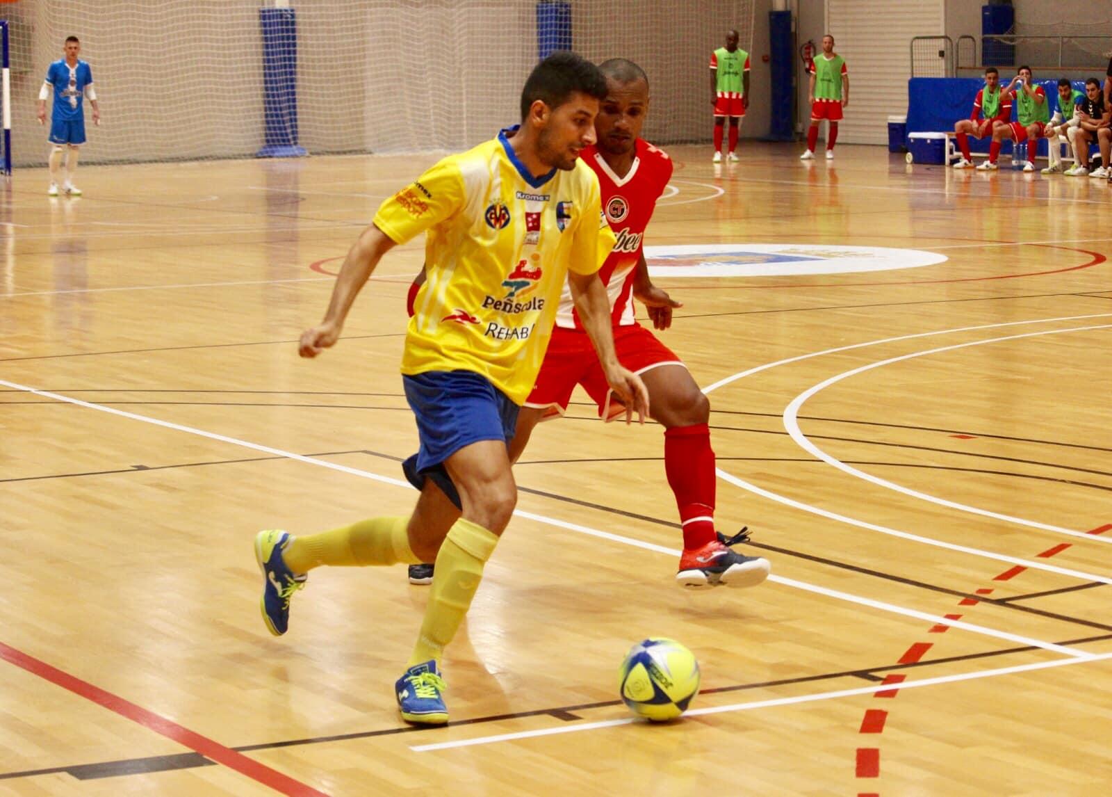 El Servigroup Peníscola de Futbol Sala aconsegueix una nova victòria