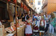 Alcalà ultima els preparatius per celebrar la Fira de la Tomata de penjar el 12 i 13 d'octubre