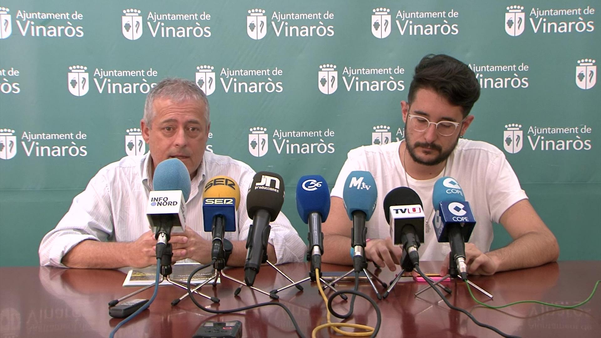Vinaròs, el Vila-real convida als veïns a gaudir d'un partit de futbol amb la iniciativa Endavant Província