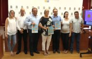 Benicarló; roda de premsa de la Regidoria de Promoció Econòmica 09-09-2019