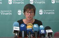 Vinaròs; roda de premsa de la Regidoria de Política Social 18-09-2019