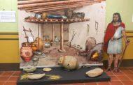 """Vinaròs; Inauguració de l'exposició """"El taller de fosa i magatzem del Puig de la Misericòrdia"""" a la Fundació Caixa Vinaròs 18-09-2019"""