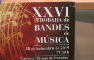 Benicarló; roda de premsa de la Regidoria de Cultura 19-09-2019