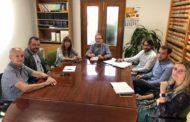 Alcalà, l'Ajuntament es reuneix amb AERTE per parlar de l'ampliació de la Unitat de Respir Familiar