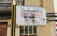 Alcalà, senyalitza Rutes Escolars Segures