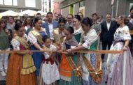 Alcalà de Xivert; Inauguració de la VII Fira  de la Tomata de Penjar d'Alcalà de Xivert 12-10-2019