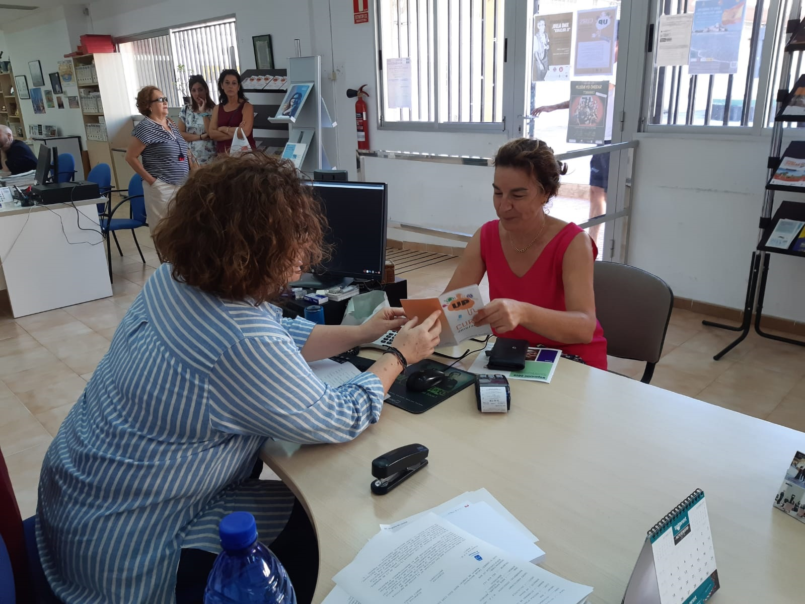 Benicarló, gairebé 500 veïns es matriculen al nou curs de la Universitat Popular
