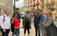 Vinaròs, la Diputació anuncia la realització d'un estudi per a protegir les pintures exteriors de l'església arxiprestal