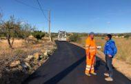 Alcalà-Alcossebre; L'Ajuntament d'Alcalà-Alcossebre pavimenta el camí Artola com Inversió Financerament Sostenible