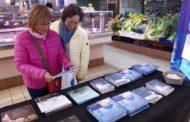 Benicarló; Jornada per a promocionar els Premis Literaris al Mercat de Benicarló