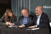 Benicarló; «Un paisatge d'aliments. Aliments per conservar el paisatge» M. Josep Picó i Toni Massanés. Premis Literaris Ciutat de Benicarló 16-11-2019