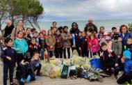 Santa Magdalena; L'alumnat del CEIP Albert Selma participa en la jornada ambiental 'Clean Up'