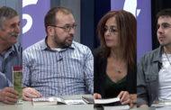 L'ENTREVISTA. Pablo Castell, editorial Antinea; Miguela Sanz, Kevin Zamora i Rafael Alegre, autors de llibres 13-11-2019