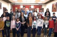 Benicarló; Presentació dels xiquets i xiquetes electes que formaran part del I Consell de la Infància i l'Adolescència de Benicarló 20-11-2019
