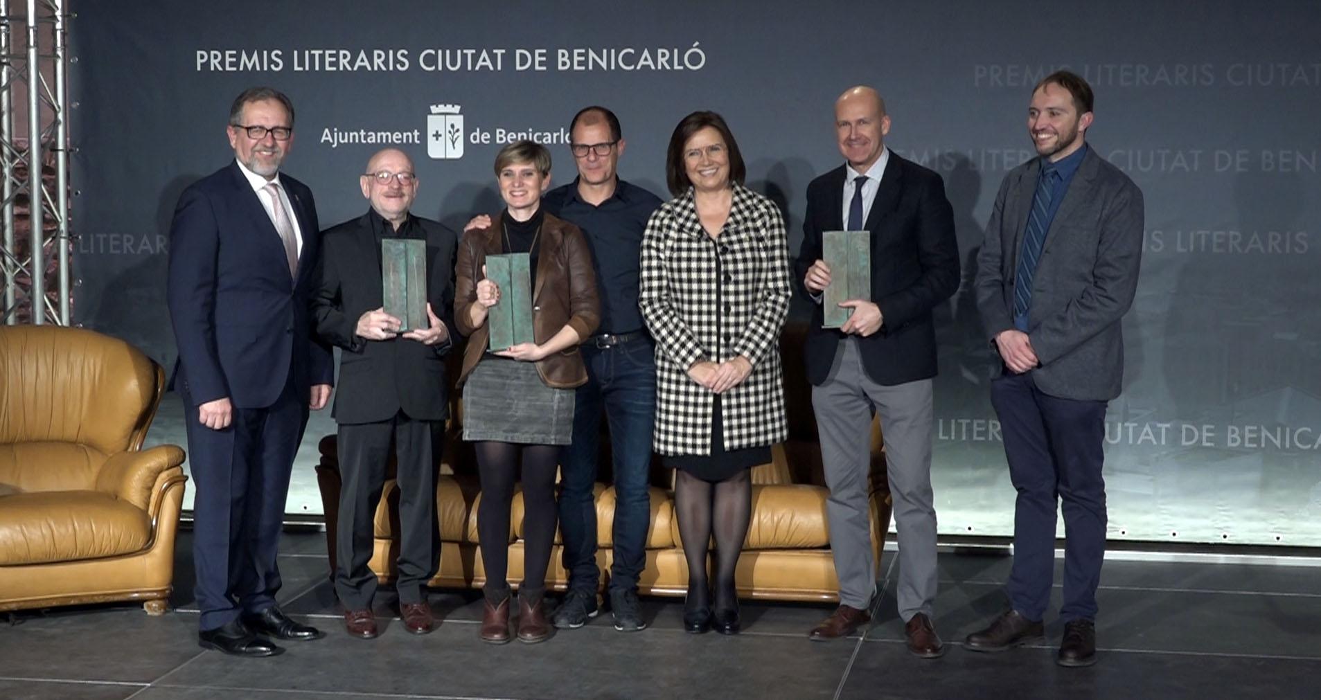 Benicarló; Benicarló es consolida com a referent cultural amb la quarta edició dels Premis Literaris