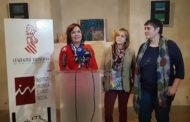 Benicarló; Els usuaris del Centre Ocupacional omplin el Mucbe d'un art molt especial