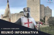 Santa Magdalena; Santa Magdalena comença els preparatius de les II Jornades Templeres