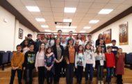 Benicarló; Es presenten els 25 xiquets i xiquetes que integraran el Consell d'Infància i Adolescència