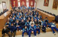 Benicarló; Els alumnes de la Consolació visiten l'Ajuntament de Benicarló