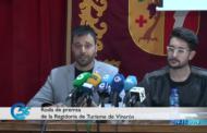 Vinaròs, Roda de premsa de Turisme. 19-11-2019