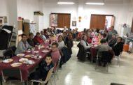 Santa Magdalena; L'Associació de Mestresses de Casa de Santa Magdalena celebra Santa Catalina amb una xocolatada
