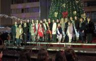 Benicarló; Encesa de l'enllumenat de Nadal de Benicarló a la plaça Sant Bartomeu 06-12-2019