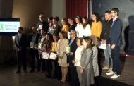Benicarló; Gala del Comerç Local de Benicarló. Entrega de premis al Comerç, Concurs d'Aparadors i Premis Actiben Futur 15-12-2019
