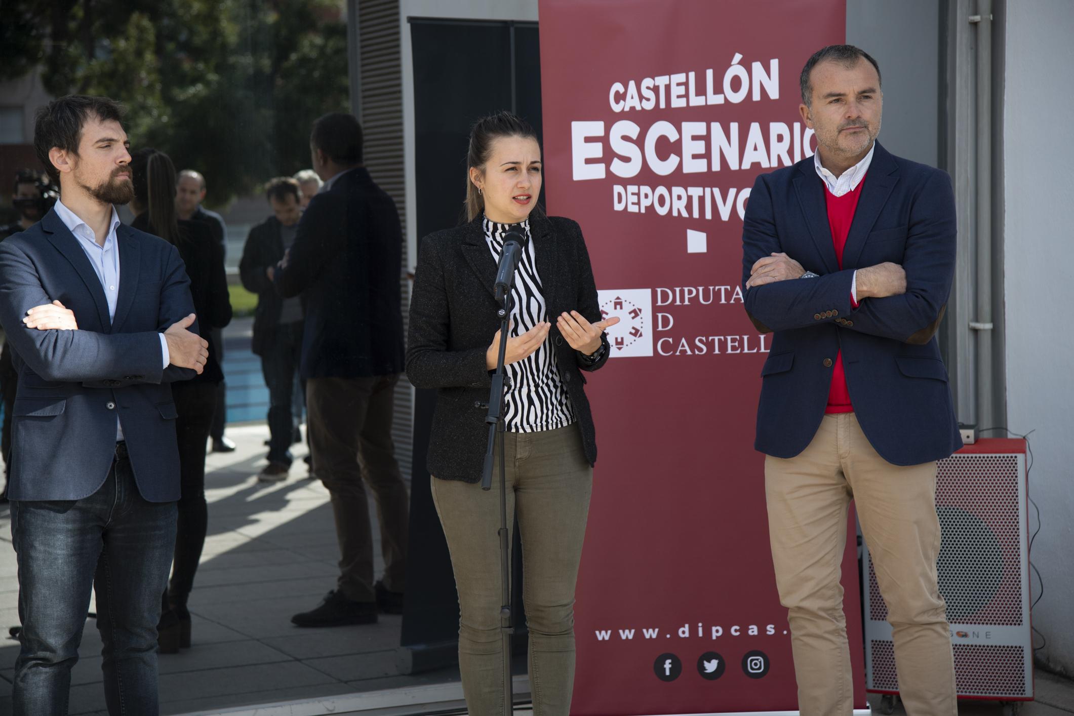 La Diputació invertirà  en 2020 més de 4,5 milions d'euros en política esportiva
