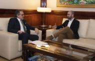 L'alcalde de Catí trasllada al president Martí la necessitat d'una residència de majors para a la localitat