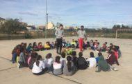 El Club Bàsquet Benicarló continua amb les jornades de promoció a les escoles
